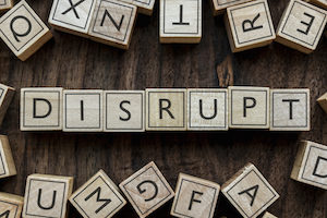 Disruption Transforms Recruitment